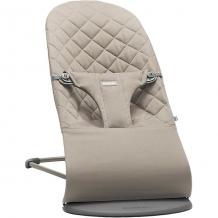 Купить кресло-шезлонг babybjorn bliss cotton песочный ( id 5313199 )