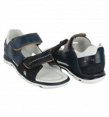 Купить сандалии tapiboo ирис, цвет: синий ( id 10265405 )