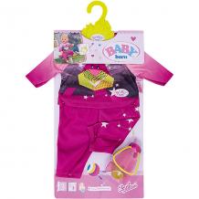 Купить удобный костюмчик и светлячок-ночник baby born, розовый ( id 8770934 )