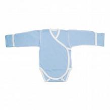 Купить боди чудесные одежки, цвет: голубой ( id 12492334 )