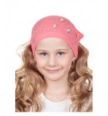 Купить косынка levelpro kids, цвет: коралловый ( id 9146359 )