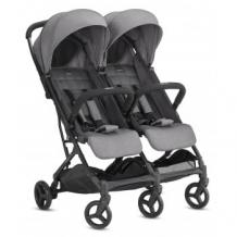 Купить прогулочная коляска для двойни inglesina twin sketch grey, серый inglesina 997136960
