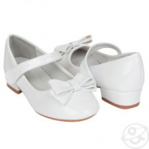 Купить туфли santa&barbara, цвет: белый ( id 11355364 )