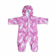 Купить комбинезон babyglory путешественник, цвет: розовый ( id 11252000 )