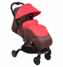 Прогулочная коляска McCan M-5, цвет: красный ( ID 8224999 )