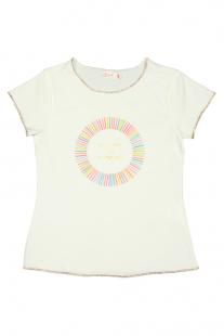 Купить футболка billieblush u15474/121 ss18