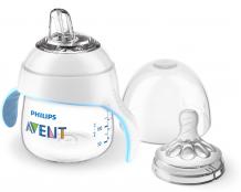 Купить тренировочный набор для перехода от бутылочки к чашке philips avent, 125 мл. avent 996887245