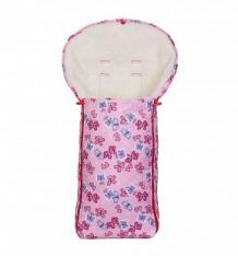 Купить чудо-чадо конверт, цвет: розовый ( id 7356811 )
