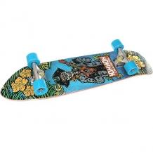 Купить скейт круизер юнион pirat multi 8.5 x 32.5 (82.5 см) мультиколор