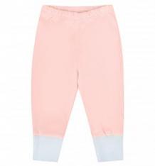 Брюки Бамбук, цвет: бежевый/розовый ( ID 5172349 )