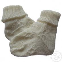 Купить носки журавлик нарядные, цвет: молочный ( id 11244806 )