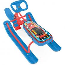 """Купить снегокат nika """"тимка спорт 1"""" kids sportcar, красный каркас ( id 12657218 )"""