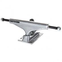 Купить подвески для скейтборда 2шт. footwork block raw 5.5 (21 см) серый 1192380