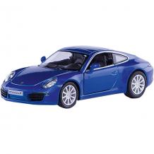 """Купить металлическая машинка rmz city """"porsche 911 carrera s"""" 1:32, синий металлик ( id 7322653 )"""