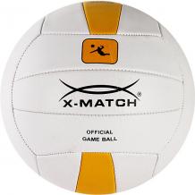 Купить мяч волейбольный x-match, 22 см 11102564