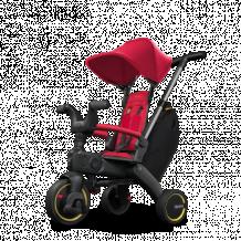 Купить складной велосипед doona liki trike s3, красный doona 996997906