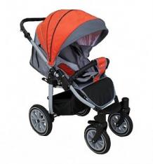 Прогулочная коляска Camarelo Eos, цвет: оранжевый/светло-серый ( ID 9608694 )