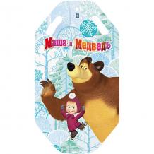 Купить ледянка, 92см, маша и медведь, 1toy ( id 5032798 )