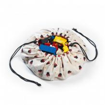 Купить play&go 2 в 1: мини-мешок disney mini minnie для хранения игрушек и игровой коврик 40 см 79981
