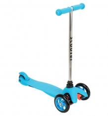 Купить самокат leader kids jc-206, цвет: синий jc-206 blue