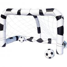 Купить футбольные ворота bestway + 2 мячa ( id 8335062 )