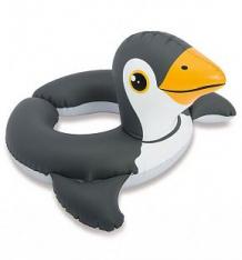 Купить надувной круг intex зверюшки пингвин, 64 х 64 см ( id 8980753 )