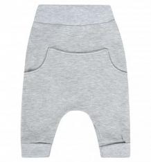 Купить брюки leo хипстеры, цвет: серый ( id 9744498 )