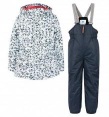 Купить комплект куртка/полукомбинезон luhta nada, цвет: синий ( id 7075309 )