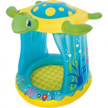 """Купить надувной бассейн bestway """"черепашка"""" с навесом от солнца ( id 5486909 )"""