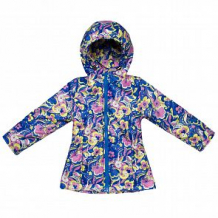 Купить куртка arctic kids, цвет: голубой ( id 11309546 )