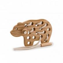 Купить шнуровка rodent kids медведь ( id 11905786 )