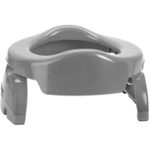 Купить дорожный горшок potette plus серый ( id 13445655 )