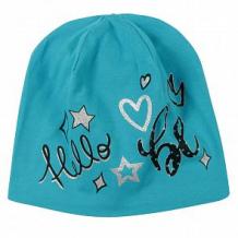 Купить шапка cherubino, цвет: бирюзовый ( id 12585454 )