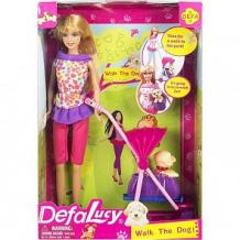 Игровой набор Defa Кукла с аксессуарами 26 см ( ID 3067178 )