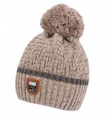Купить шапка jamiks, цвет: коричневый ( id 6738438 )