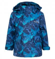 Купить куртка kamik shark, цвет: синий ksb6298