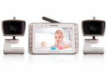 Купить moonybaby видео-няня с двумя камерами 55935x2 55935x2