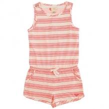 Купить комбинезон детский roxy alligive somptuous stripe белый,розовый ( id 1175862 )