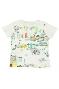 Купить футболка carrement beau ( размер: 114 6лет ), 10369661