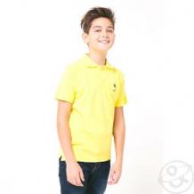 Купить футболка-поло cubby smile, цвет: желтый ( id 12758152 )