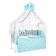 Купить комплект в кроватку sweet baby uccellino (7 предметов)