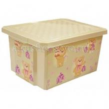 Купить полимербыт ящик для хранения игрушек x-box 17 л 1023