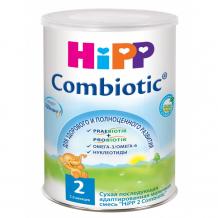 Купить hipp молочная смесь 2 combiotiс с 6 мес. 800 г 2462