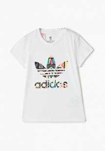 Купить футболка adidas originals ad093egfjwo4cm164