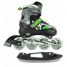 Купить maxcity подростковые коньки-ролики volt ice mc-is000110