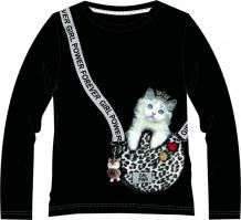Купить sonia kids лонгслив super cat з910601