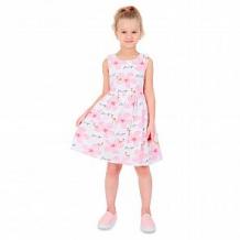 Купить платье малинка, цвет: белый ( id 11544496 )