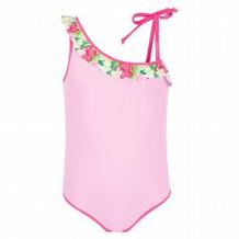 Купить купальник слитный cornette, цвет: розовый ( id 10499057 )