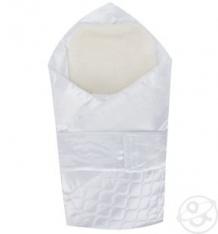 Купить leader kids конверт зимняя сказка 100 х 100 см, цвет: белый ( id 3067586 )