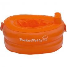 Купить надувной дорожный горшок pocketpotty со сменными пакетами ( id 4623927 )